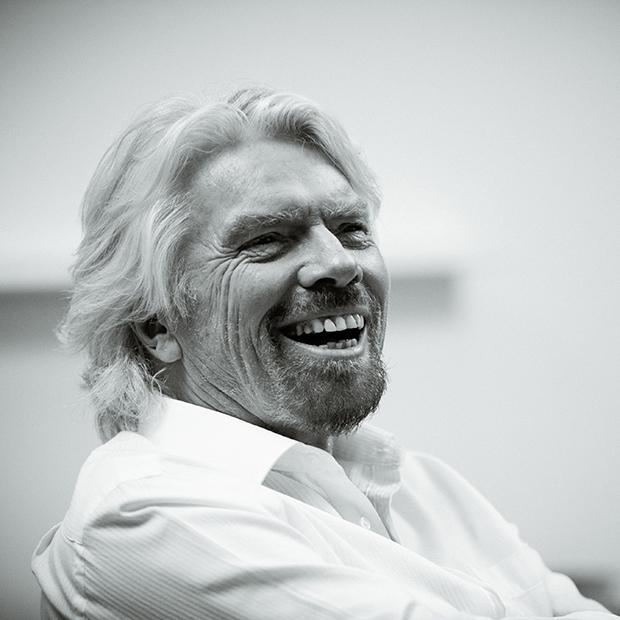 Sir Richard Branson: Virgin Voyages